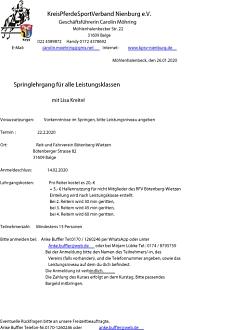 Springlehrgang©Reit- und Fahrverein Bötenberg-Wietzen