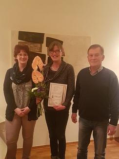 von links: Natalie Malle, Margit Dunker-Danier, Xaver Schmidt©Reit- und Fahrverein Bötenberg-Wietzen